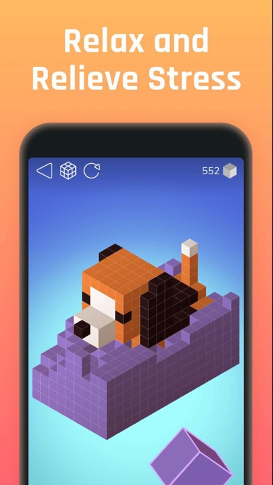 Michelangelo's Cube screenshot 2