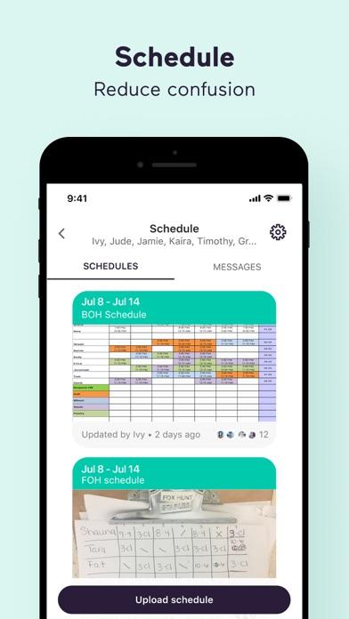 Coast Employee Messaging screenshot four