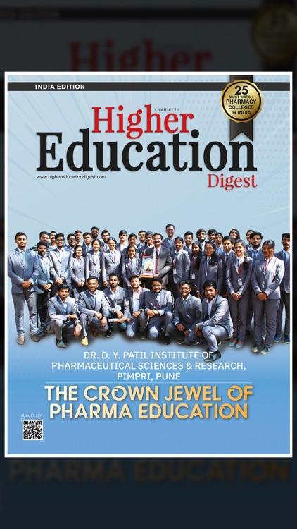 Higher Education Digest screenshot-4