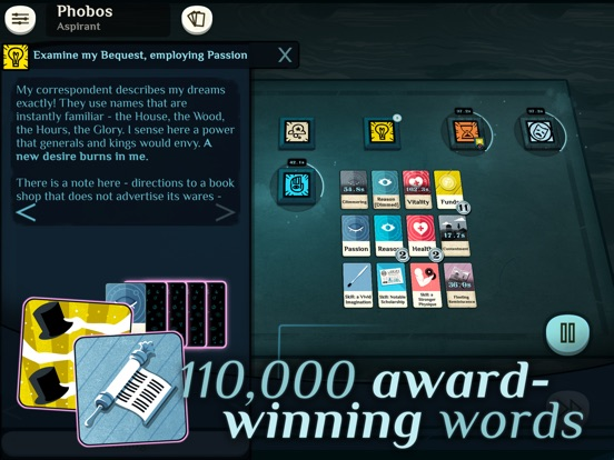 Cultist Simulator screenshot #1