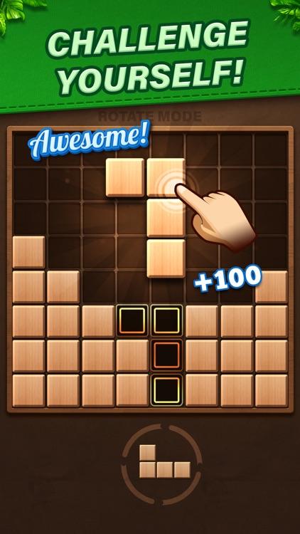 Fill Wooden Block Puzzle 8x8 screenshot-6