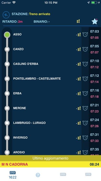 Info Treno Pro screenshot-3