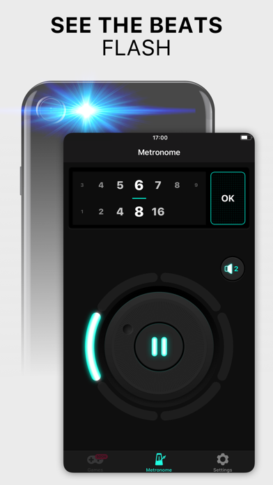 Metronome Pro - Beat & Tempo Screenshot