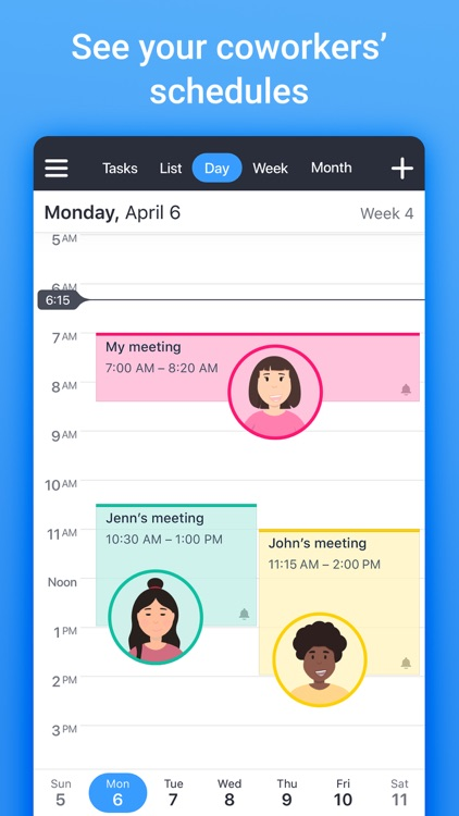 Calendars: Planner, To Do List screenshot-4
