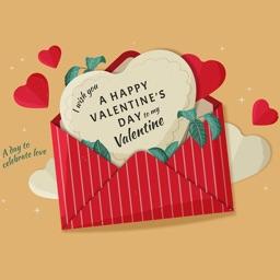 Valentine's Day Photo collage-