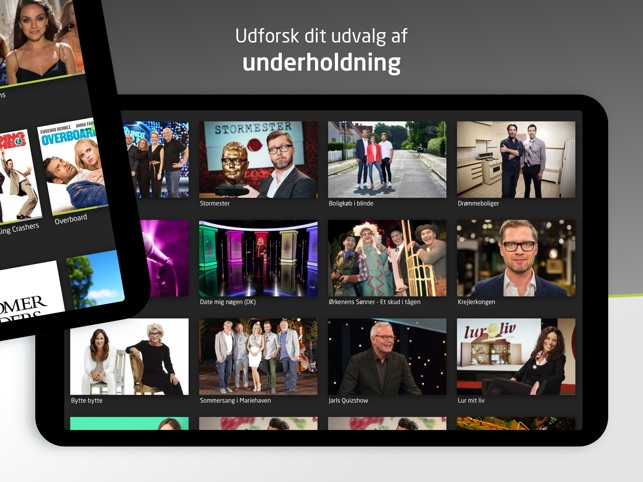 Top Five Stofa Web Tv På Apple Tv - Circus