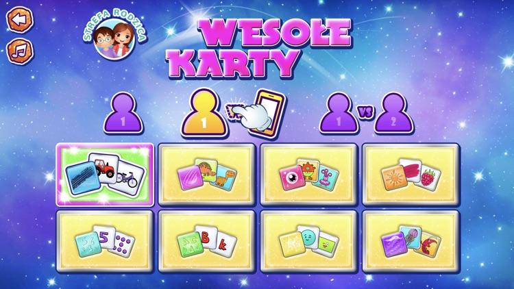 Wesołe Karty screenshot-0