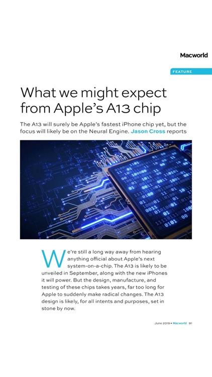 Macworld UK Magazine screenshot-9