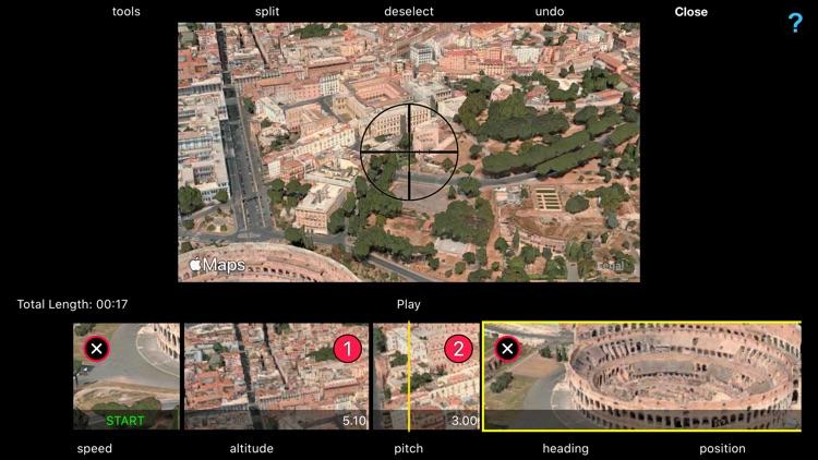 Birdy - Maps Video Recorder screenshot-5