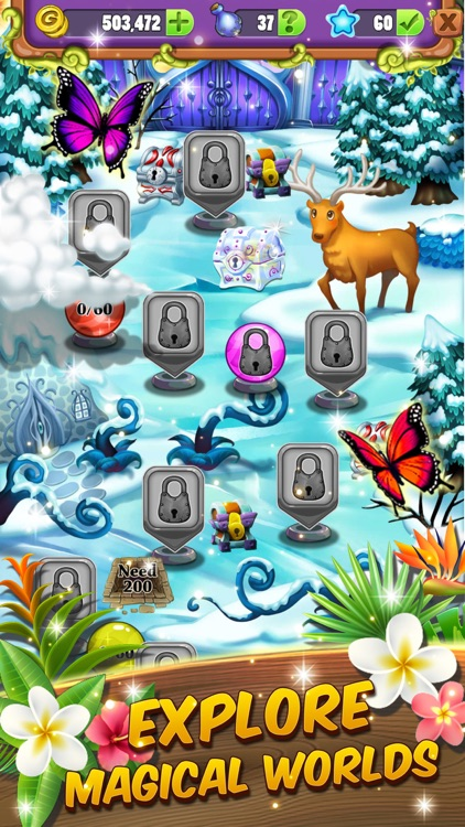 Mahjong Quest: Elven Journey