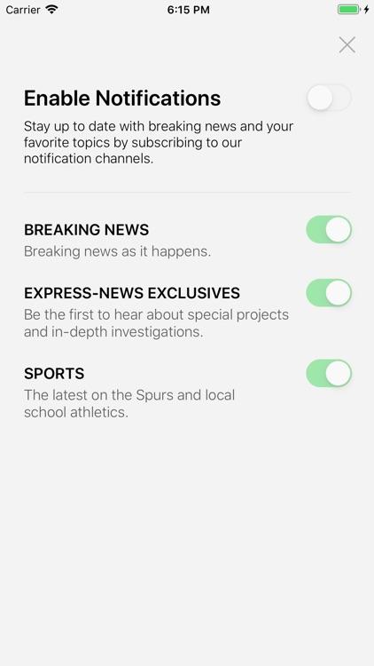 SA Express-News screenshot-4