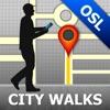 Oslo Map & Walks (F)