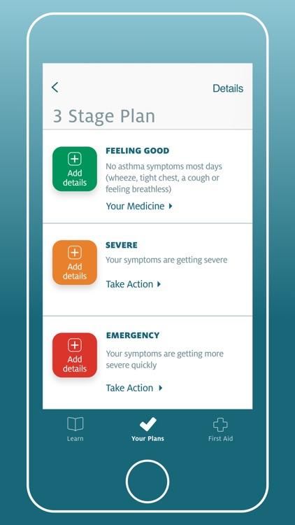 My Asthma App screenshot-3