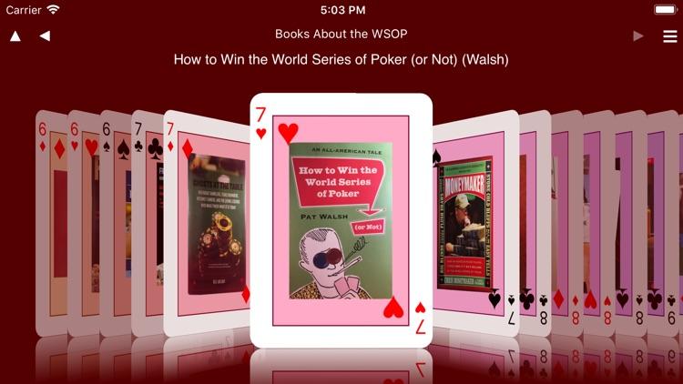 Poker Omnibus W50P screenshot-5