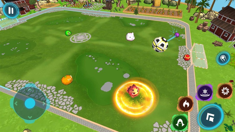 Rumble Soccer Stars screenshot-5