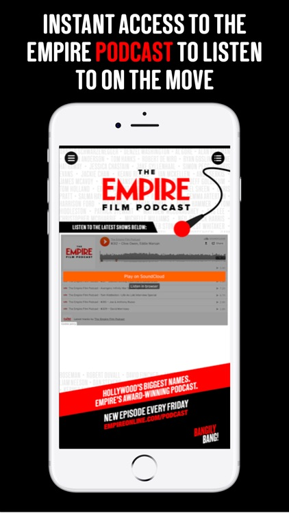 Empire Magazine: USA edition screenshot-3