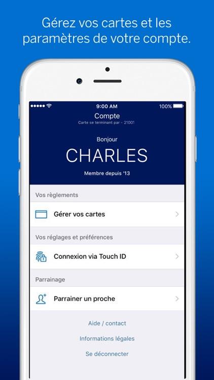 Amex France screenshot-5