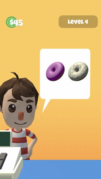 Donut Shop 3D screenshot 1