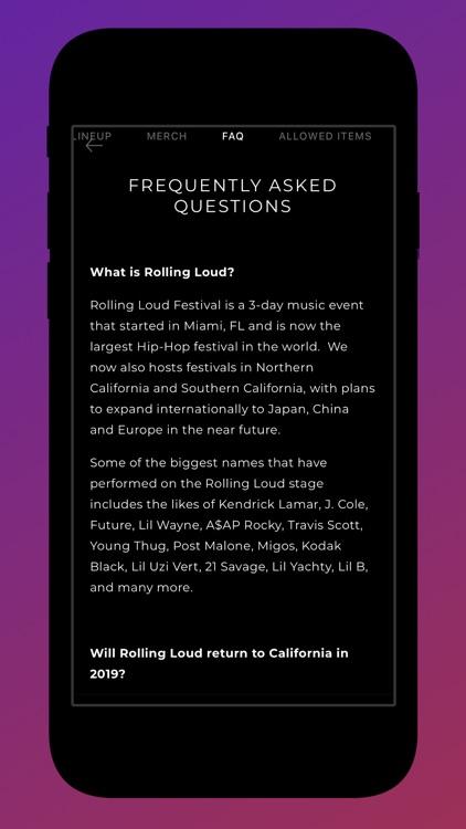 Rolling Loud screenshot-3