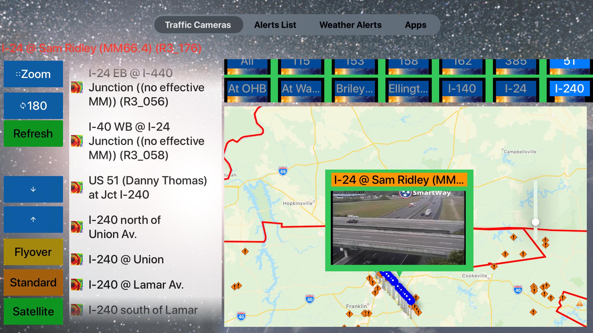 Traffic Cameras Tennessee Pro screenshot 24