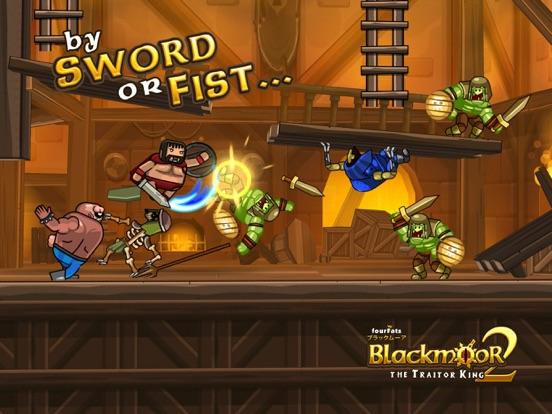 Blackmoor 2 screenshot