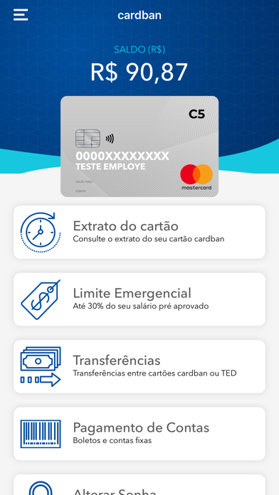 Cardban Salário screenshot #3
