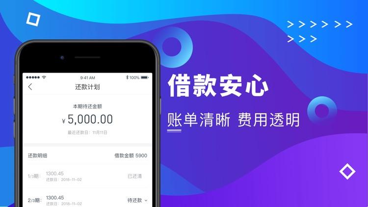 急现贷-小额信用分期贷款软件 screenshot-3