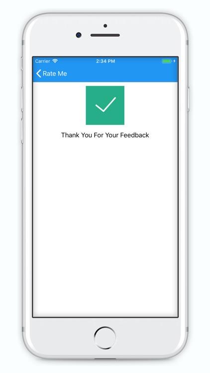 TamTam - Customer Feedback App screenshot-4
