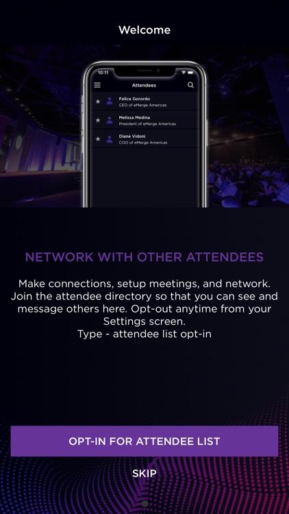 eMerge Americas 2020 screenshot-4