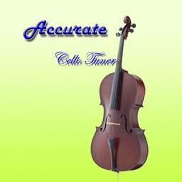 Accurate Cello Tuner