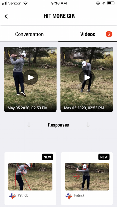 Travis Lynch Golf Screenshot