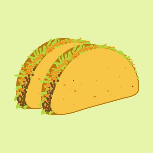 Taco Tuesday Stickers