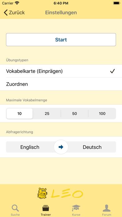 LEO Wörterbuchのおすすめ画像9