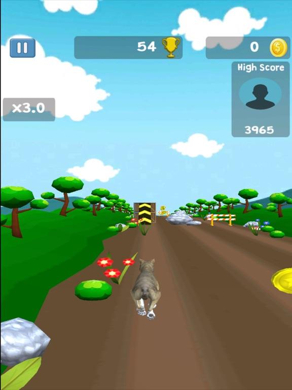 Running Pets screenshot #4