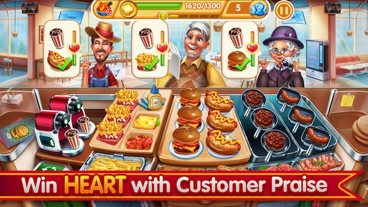 Cooking City - Chef's Game screenshot-3