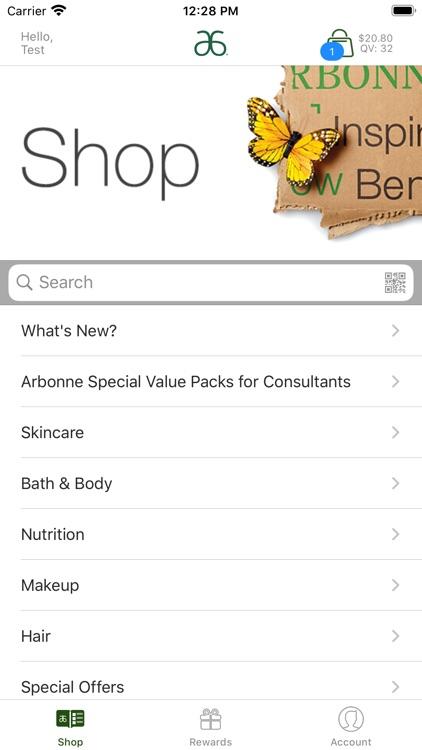 Shop Arbonne screenshot-3