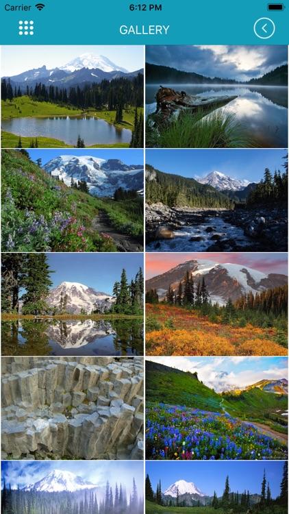 Washington State Park screenshot-5