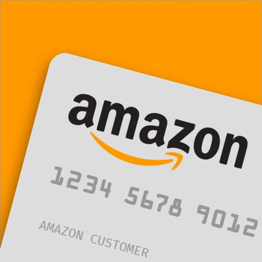 Amazon Store Card iOS App