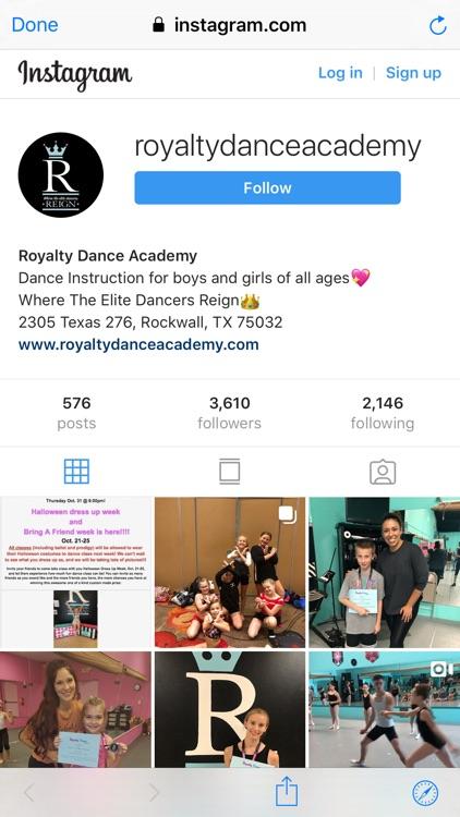 Royalty Dance Academy screenshot-5