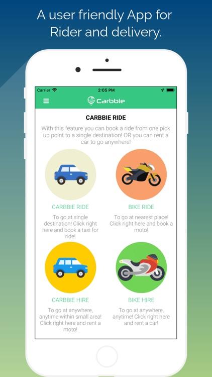 Carbbie Passenger