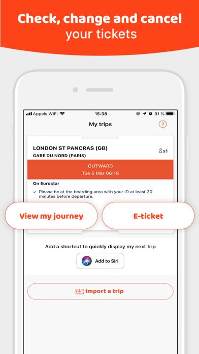 دانلود OUI.sncf: Train & Bus tickets برای کامپیوتر
