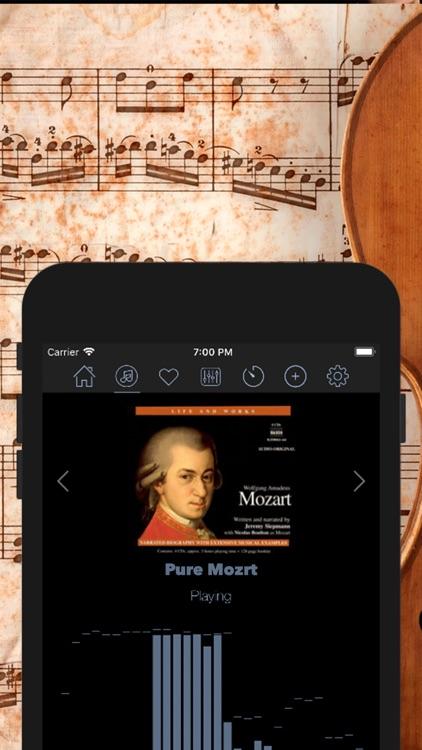 Classical Radio∯ screenshot-4