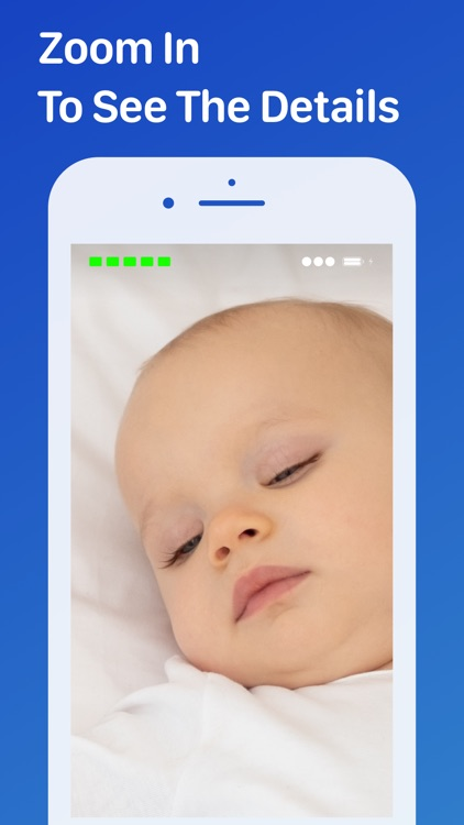 Cloud Baby Monitor screenshot-6