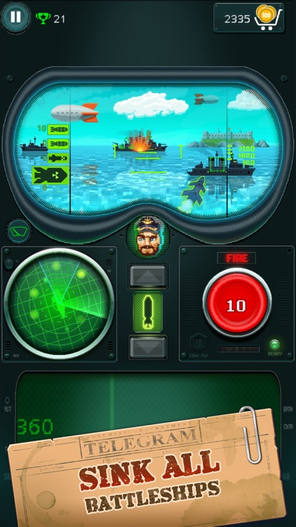 You Sunk  Submarine sea battle screenshot-0