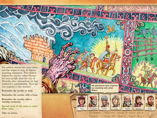 Six Ages: Ride Like the Wind screenshot