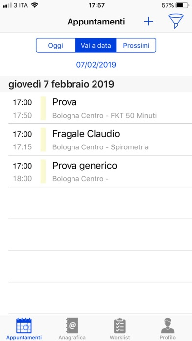 Screenshot of Vettore.Mobile1