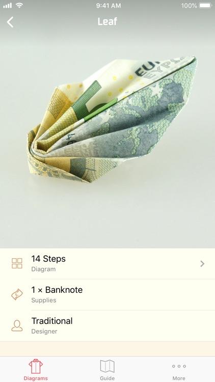 Money Origami Gifts Made Easy screenshot-8