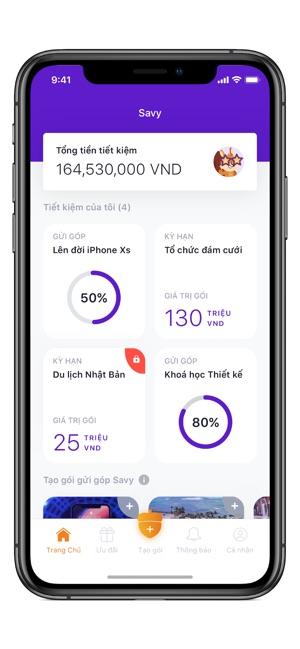 TPBank Savy-Tiết kiệm vạn năng