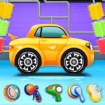Car Wash Salon & Workshop Game