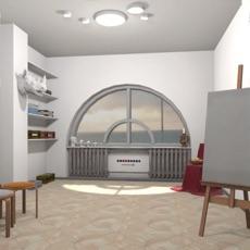 Activities of Escape game : small art studio